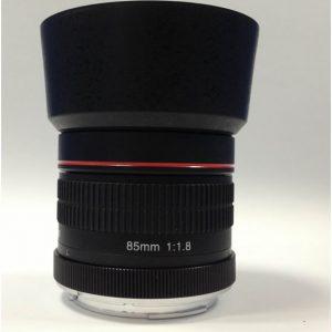 Kelda 85mm f1.8-22 Manual Focus Portrait Lens for APS DSLR - NIKON