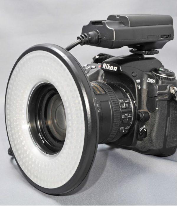 Seagull – Macro LED Ringlight MRC-232 for Digital SLR