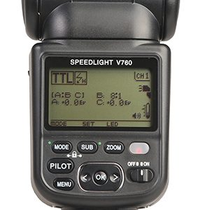 VOELOON V-760 Flash - E-TTL II for Canon