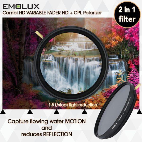 EMOLUX Combi Filter