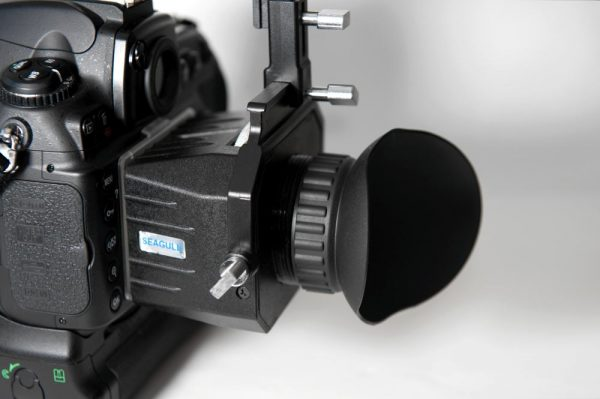 LCD Viewfinder II with hot shoe arm to fit CANON EOS