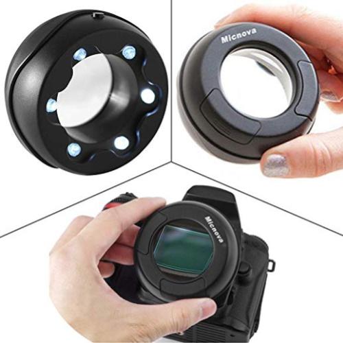 micnova mq-7x sensor loupe